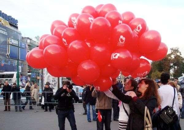 Акція Думаєш про кохання? Думай про контрацепцію!