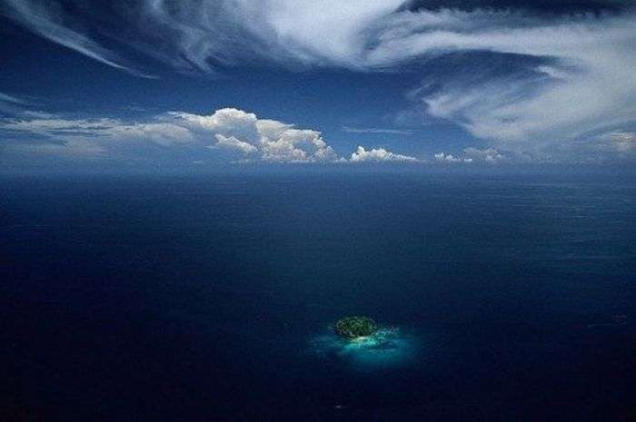 Земля. Вид зверху (90 фото)