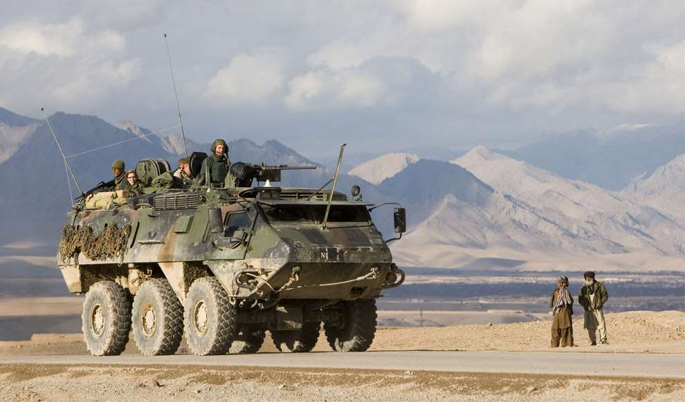 Американці в Афганістані (31 фото)