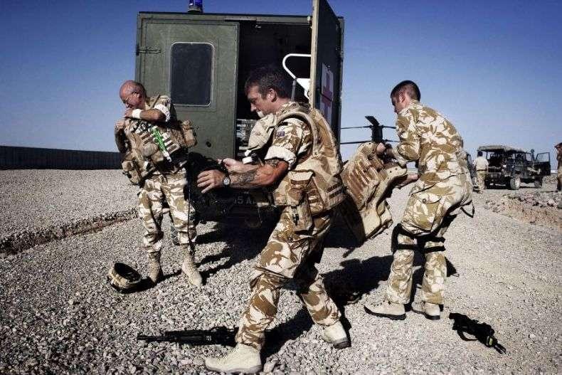 Афганістан. 7 років війни (45 фото)