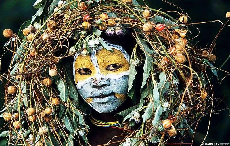 Сучасна африканська мода (12 фото)