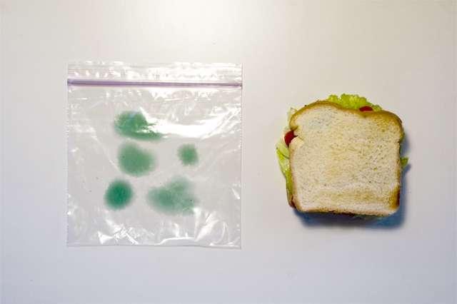 Щоб з офісного холодильника не пропав бутерброд (2 фото)