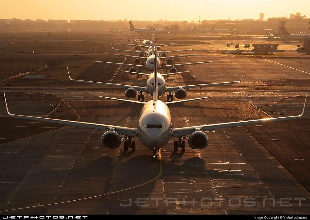12 найкрасивіших авіа-фотографій (12 фото)