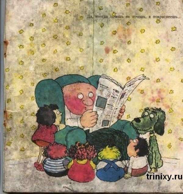 Вірші та малюнки відомого казахстанського письменника Куйдабергена Бердонгарова (13 фото)