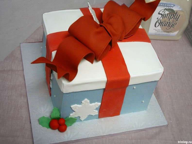 Креативні торти (37 фото)