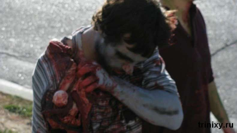 Парад зомбі в Калгарі (63 фото)