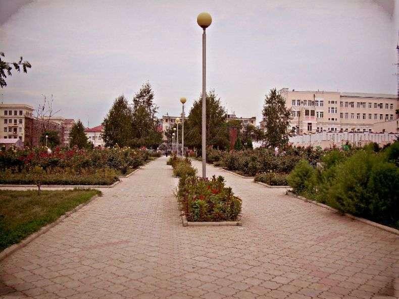 Репортаж про поїздку в Чечню (літо 2008) (70 фото + текст)