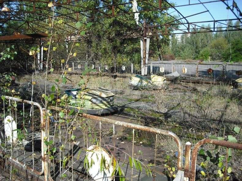 Екскурсія в Чорнобиль (58 фото)
