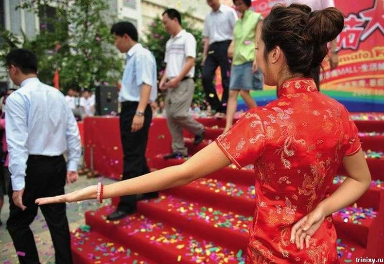 Дівчата китайської армії (21 картинка)