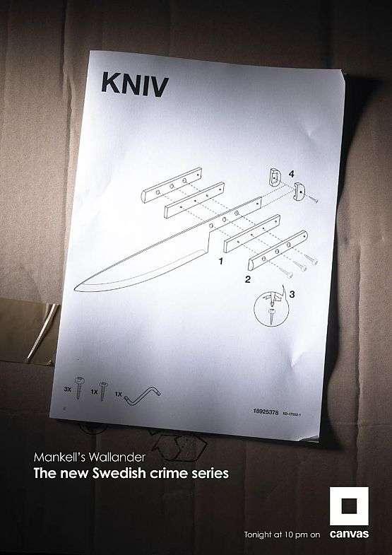 Кумедний рекламний креатив від Kris van Beek (23 фото)