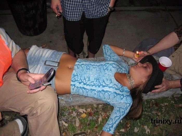 А дівчина пяна (68 фото)