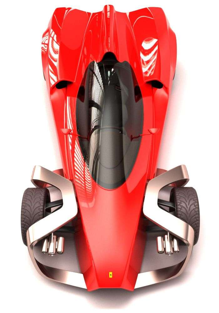 Ferrari Zobin (7 фото)