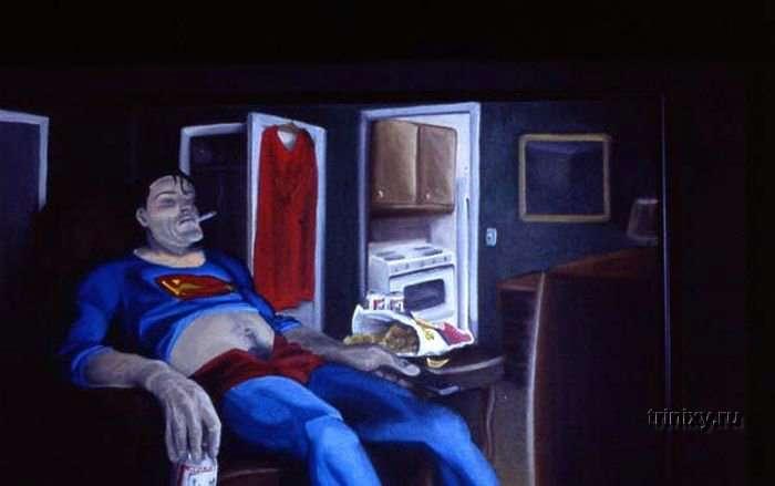 Супергерої в реальному житті (77 фото)