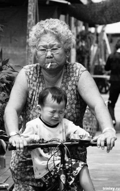 Прикольні бабусі (24 фото)