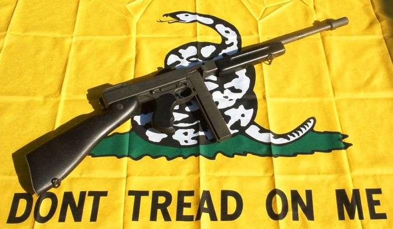 Чудова домашня колекція зброї (10 фото)
