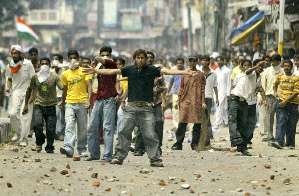 Така різна Індія (34 фото)
