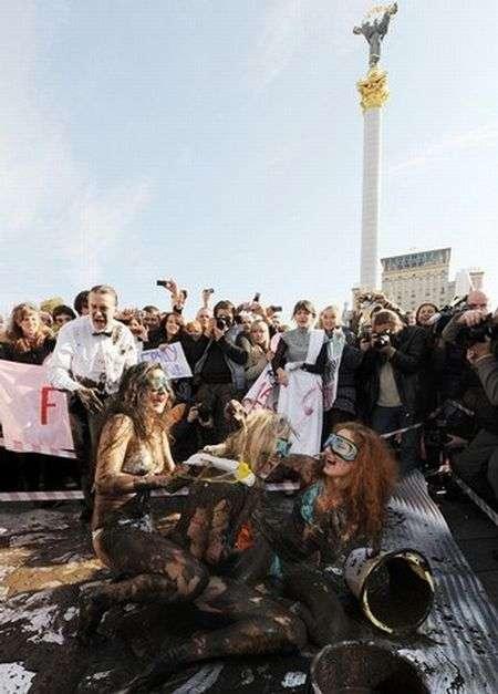 Аварія в Києві (12 фото)
