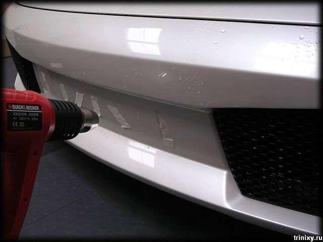 Як по-справжньому помити Lamborghini Gallardo (182 фото)