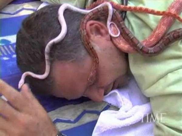 Новий вид масажу (10 фото)