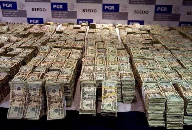 26 мільйонів доларів готівкою (3 фото)