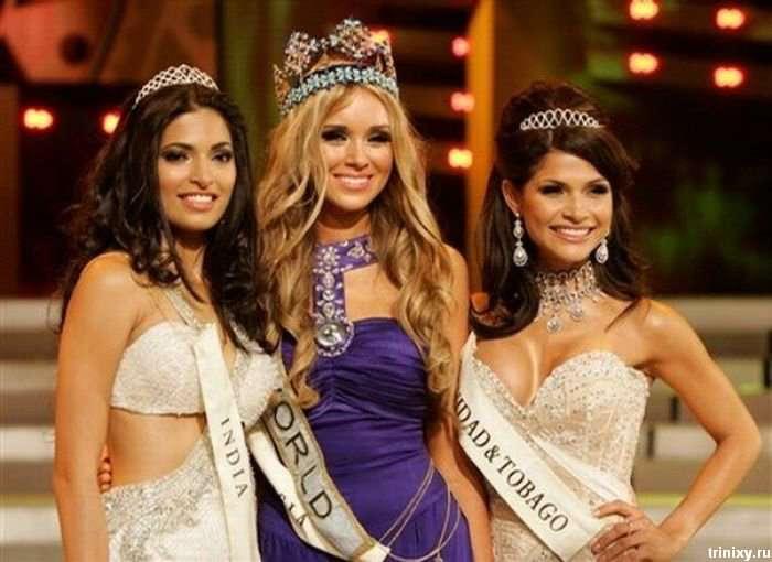 Міс Світу 2008 стала росіянка (22 фото + відео)