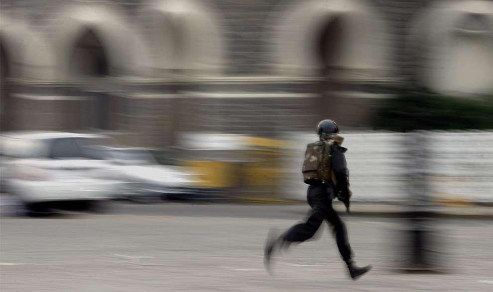 Атака на Мумбаї (35 фото)