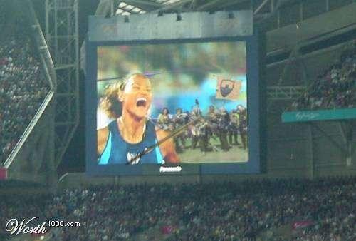 Олімпійська фотожаба (107 штук)