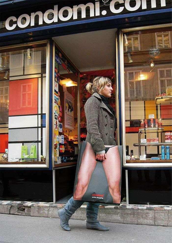 Пакет для секс-шопу (4 фото)