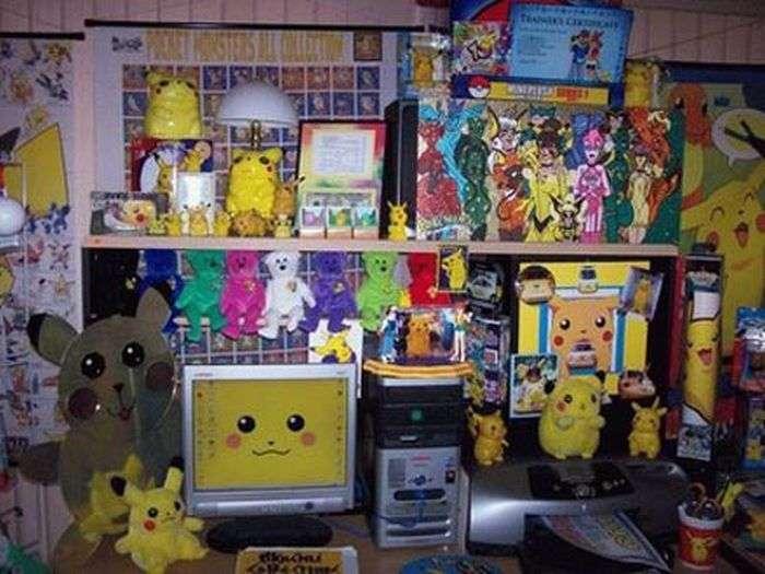 Найбільша фанатка покемонів (18 фото)
