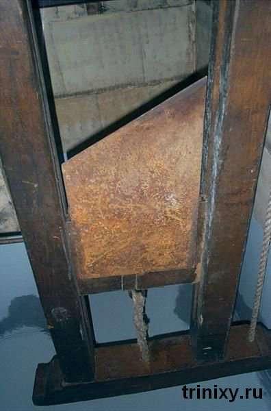 Музей тортур (49 фото)