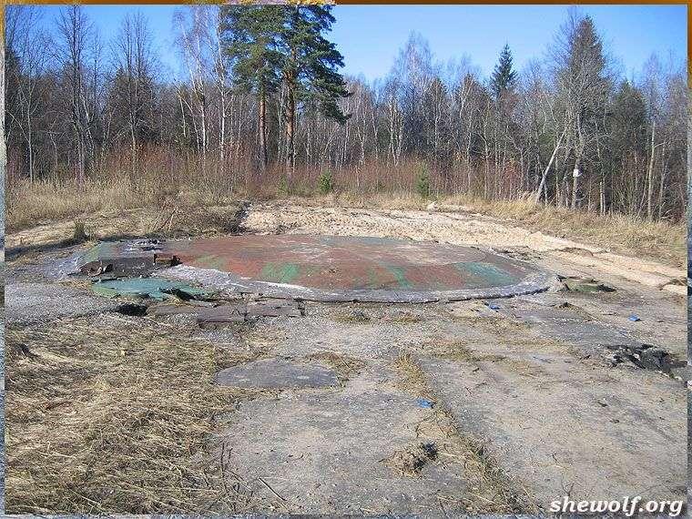 Кинуті пускові шахти (9 фото + текст)