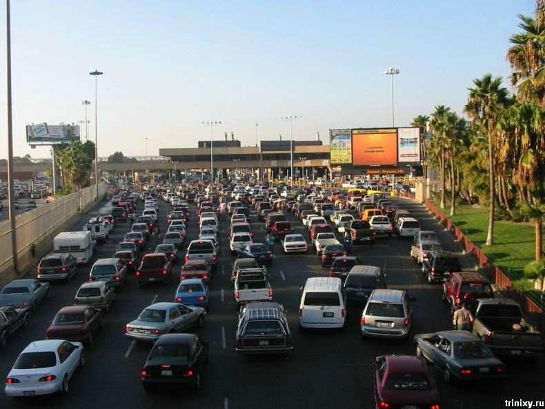 Американо-мексиканська кордон (16 фото)