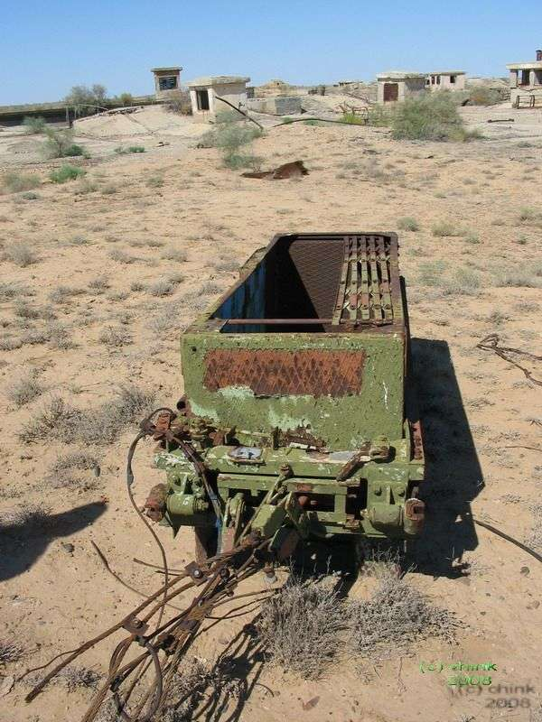 Закинуті пускові шахти (47 фото)