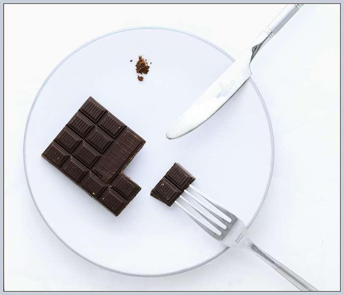Приколи з шоколадом (80 фото)