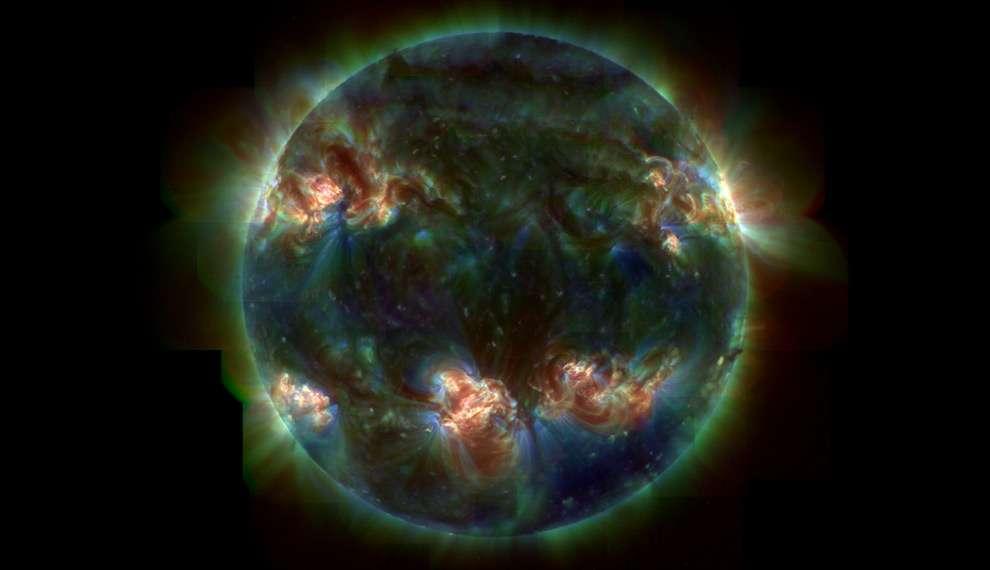 Наше сонце (19 фото)