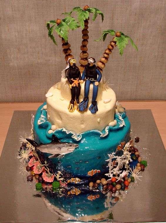 Креативні торти (150 фото)