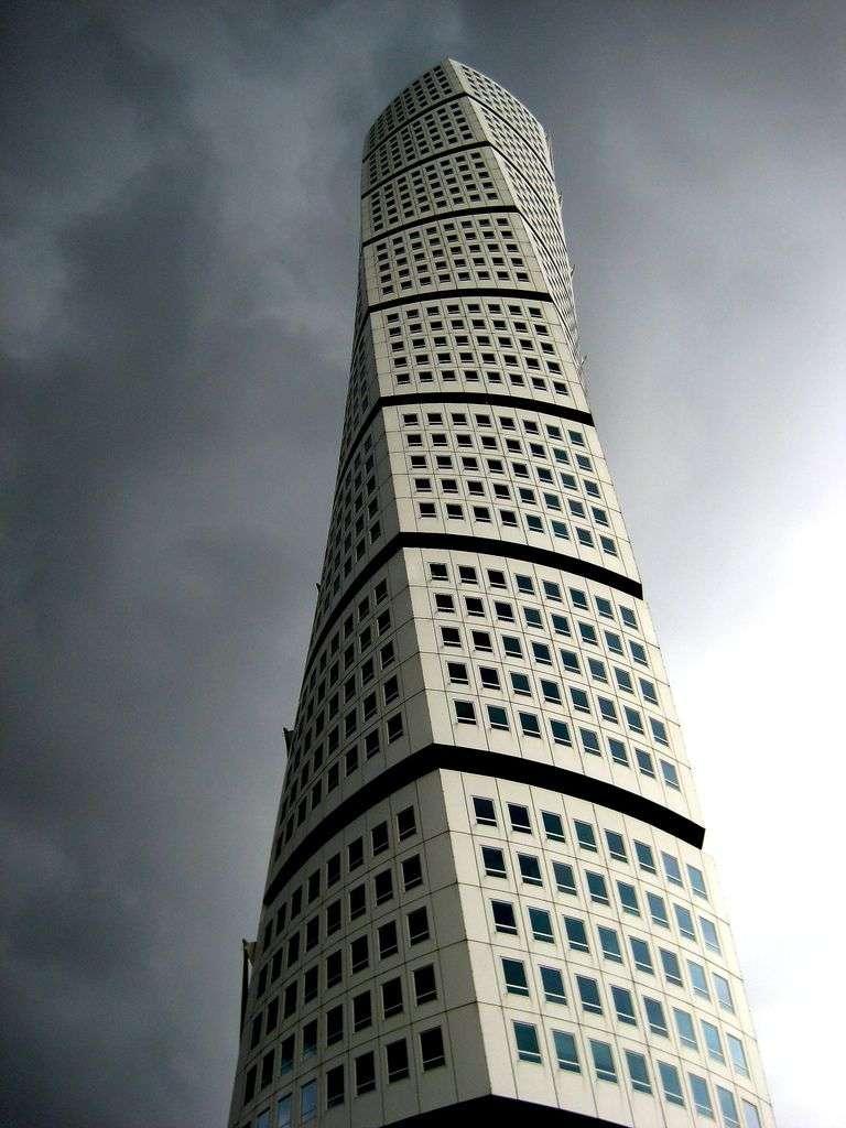 Turning Torso. Друге по висоті будівлю Європи (18 фото)