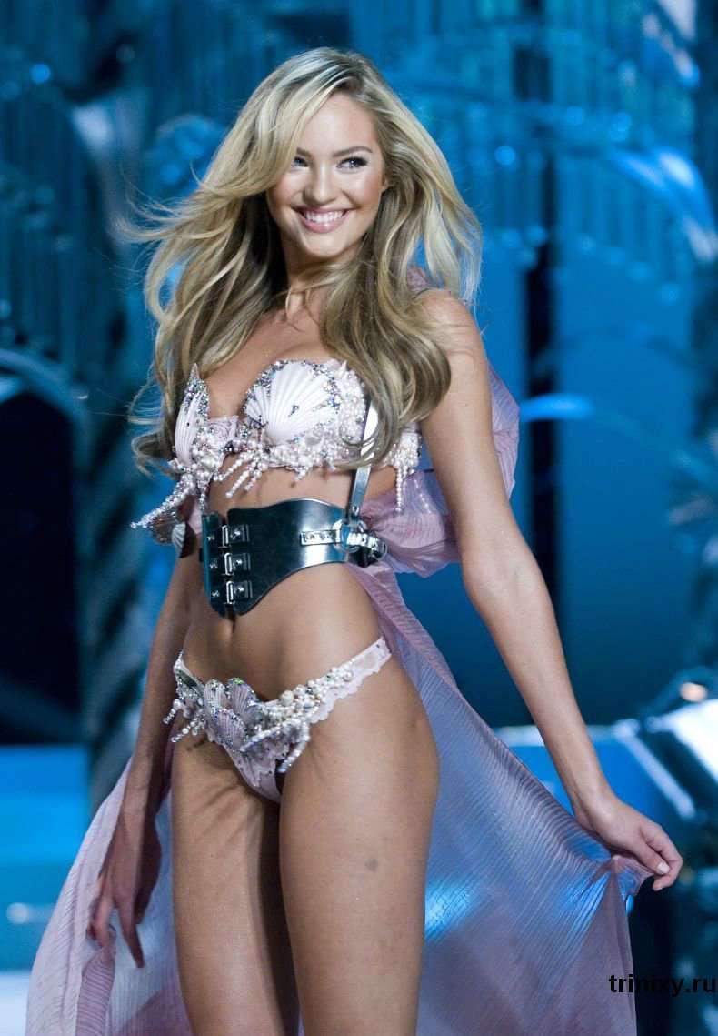 Victorias Secret Fashion Show 2008 Частина 2 (99 фото)