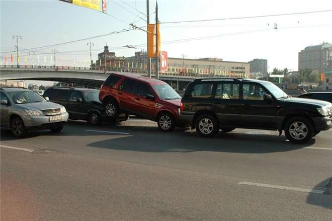 Вчора на Кремлівська набережній (3 фото)