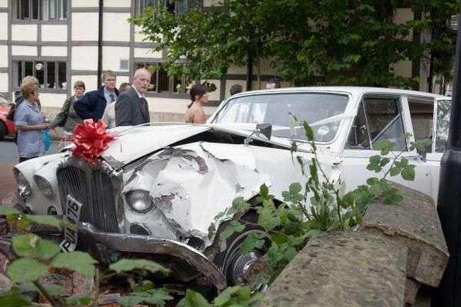 Невдала весілля (7 фрото)