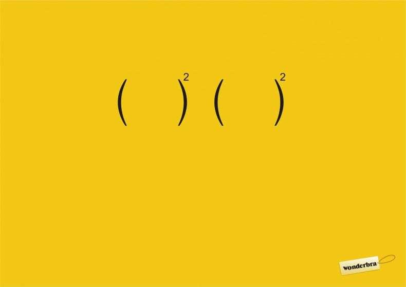 Креативна реклама Wonderbra (51 фото + 3 відео)
