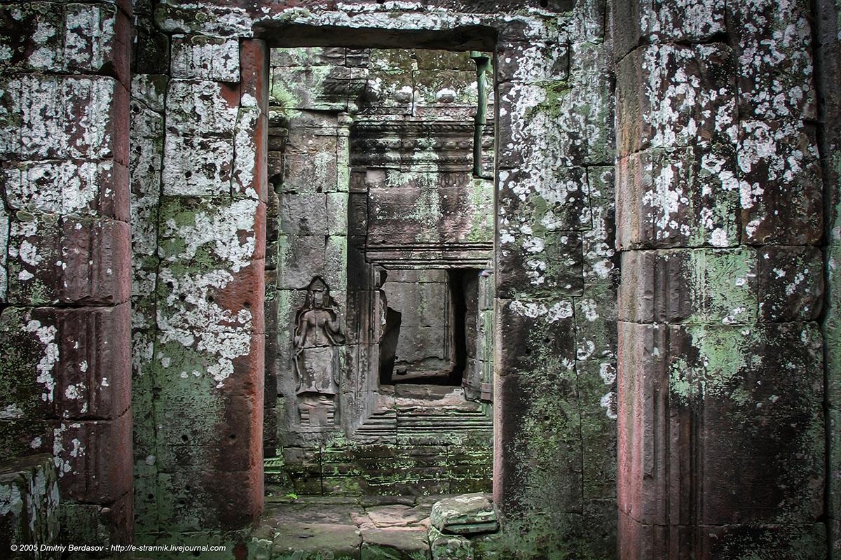 Камбоджийские зарисовки камбоджа