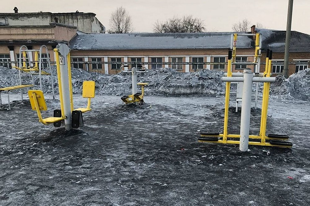 Дышите глубже: черный снег в Кемеровской области МиР