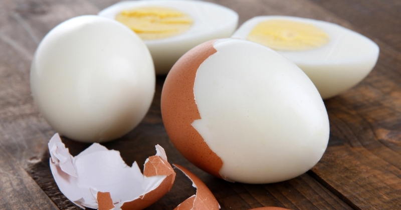 Необычные блюда из яиц кулинария