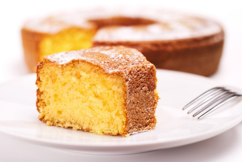 Рецепт низкокалорийного бисквита на кефире кулинария