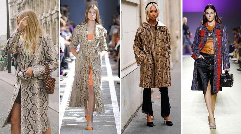 Подборка весенней верхней одежды для женщин вдохновение