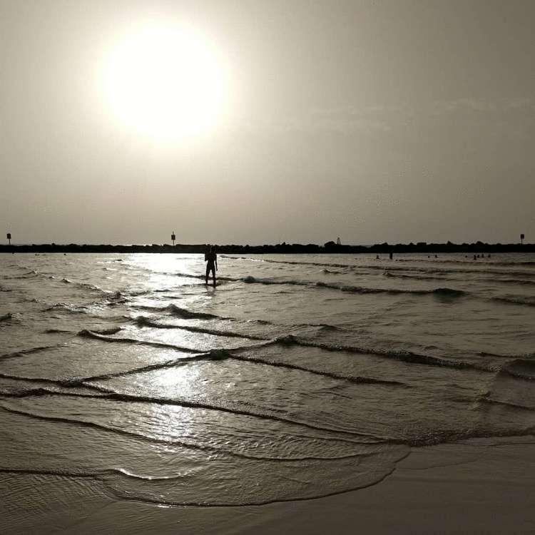 Квадратные волны: смотреть красиво, но входить в воду опасно