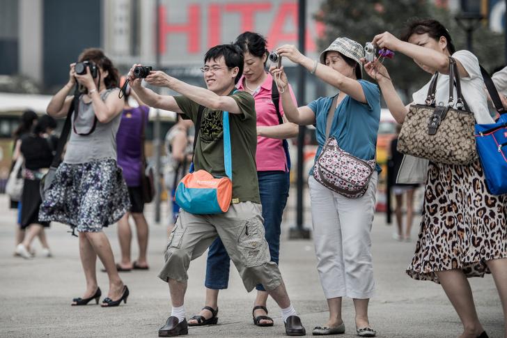 Странные привычки китайцев культура