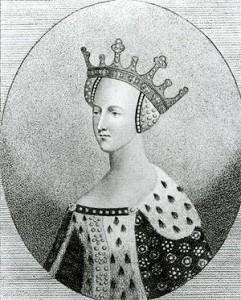 «Этой голове надлежит быть преклонненой перед королевой…»