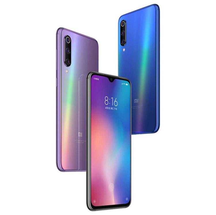 Анонсированы смартфоны Xiaomi Mi 9 и Xiaomi Mi 9 SE новости